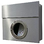 Letterman I Mailbox (Stainless Steel) - OPEN BOX RETURN