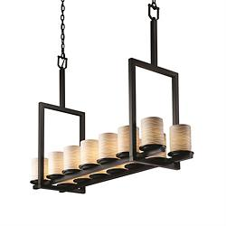 Limoges Dakota Double Bar Linear Suspension