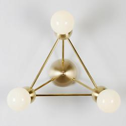 Lina Triangle Wall Sconce