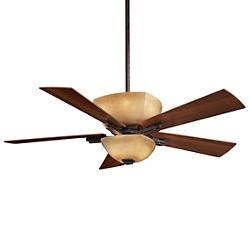Lineage Ceiling Fan (Iron/Dark Walnut) - OPEN BOX RETURN