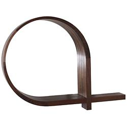 Lineground Round Mirror