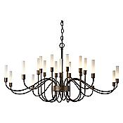Lisse 20-Light Chandelier