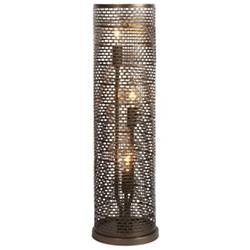 Lit- Mesh Test Table Lamp