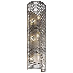 Lit-Mesh Test 3-Light Wall Sconce