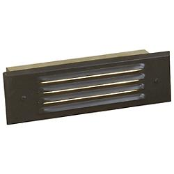 Long Louver Cover Step Light