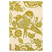 Lovebirds Tufted Pile Rug