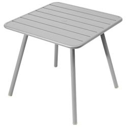 Luxembourg 4 Leg Square Table