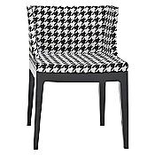 Mademoiselle Chair Houndstooth