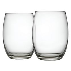 Mami XL Long Drink Tumbler Set of 2 (Clear) - OPEN BOX