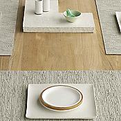 Matte Weave Tablemat