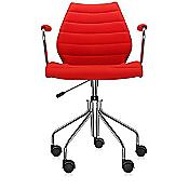 Maui Soft Swivel Armchair Height Adjustable
