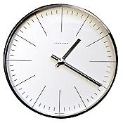 Max Bill Wall Clock with Lines