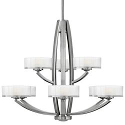 Meridian 2-Tier Chandelier