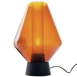 Metal Glass 1 Table Lamp