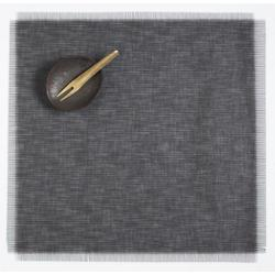 Metallic Fringe Square Tablemat