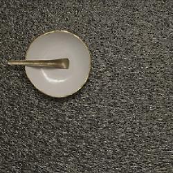 Metallic Lace Rectangular Tablemat (Gold) - OPEN BOX RETURN