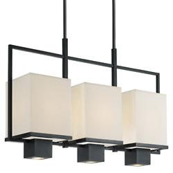 Metro 3-Light Linear Suspension
