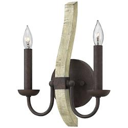 Middlefield 2-Light Wall Sconce