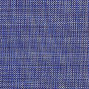 Mini Basketweave Rectangular Tablemat (Blueberry) - OPEN BOX