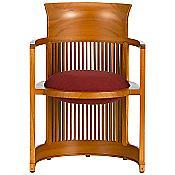 Miniature Barrel Chair
