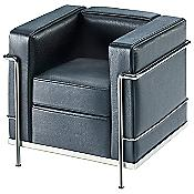 Miniature Highly Comfortable Armchair