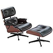 Miniature Lounge Chair & Ottoman