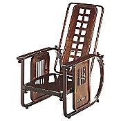 Miniature Sitzmaschine