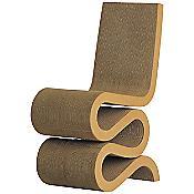 Miniature Wiggle Side Chair