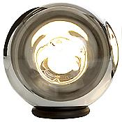 Mirror Ball Floor Lamp (Chrome/Medium) - OPEN BOX RETURN