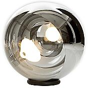 Mirror Ball Floor Lamp