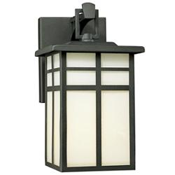 Mission Wall Sconce (Matte Black/Small) - OPEN BOX RETURN