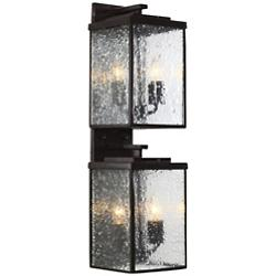 Mission You Large Outdoor Wall Sconce