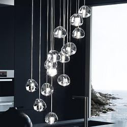 Mizu 15 Light Pendant