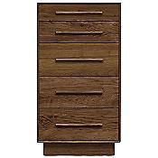 Moduluxe 5 Drawer Dresser
