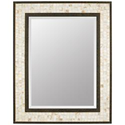 Monterey Mosaic Mirror-Rectangle