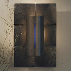 Mosaic Six Panel Wall Sconce