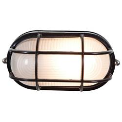 Nauticus Oval Ceiling/Wall Light