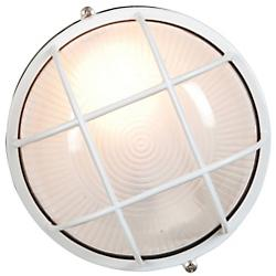 Nauticus Round Ceiling/Wall Light (White/Small) - OPEN BOX