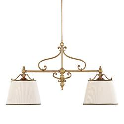 Orchard Park 2-Light Linear Suspension