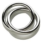 Oui Napkin Ring