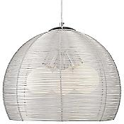 P652 Pendant (Chrome/Aluminum/Large) - OPEN BOX RETURN