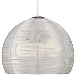 P652 Pendant (Chrome/Large) - OPEN BOX RETURN