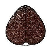 "Palisade 18"" Woven Bamboo Wide Oval Blade Set"