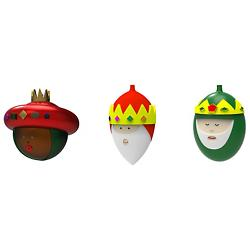 Palle Presepe Small Ornament Set 2 (Multi) - OPEN BOX RETURN