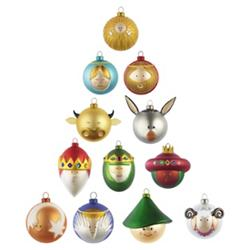 Palle Presepe Small Ornament Set