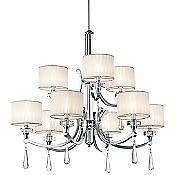 Parker Point 2-Tier Chandelier