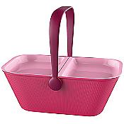 PetNic Travel Organizer (Pomegranate) - OPEN BOX RETURN