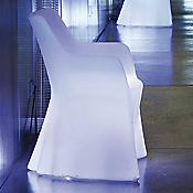 Phantom Illuminated Armchair