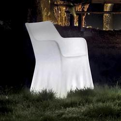 Phantom RGB-LED Illuminated Armchair