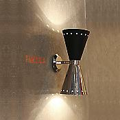 Piazzolla Wall Sconce (Nickel Plated) - OPEN BOX RETURN